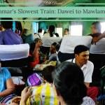 Myanmar's Slowest Train: Dawe data-recalc-dims=