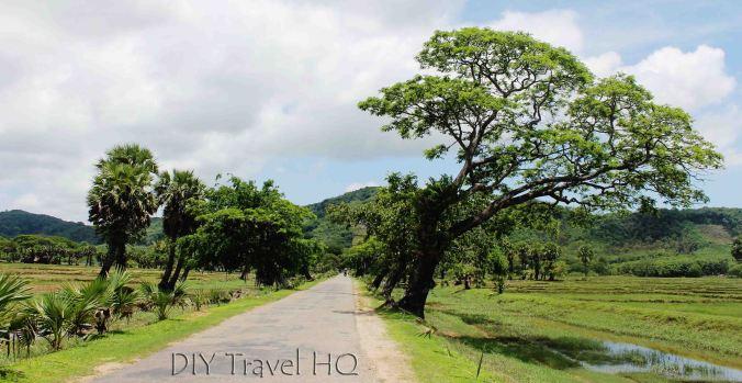Ogre Island highway