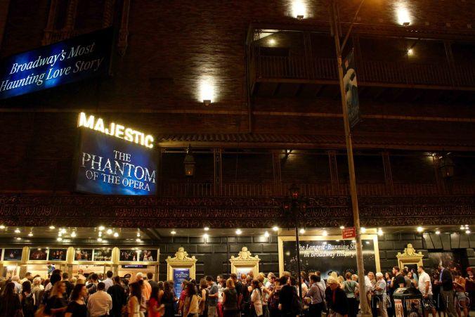 Phantom of the Opera Broadway