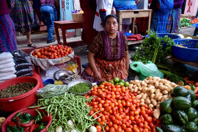 San Francisco El Alto Market Vegetables