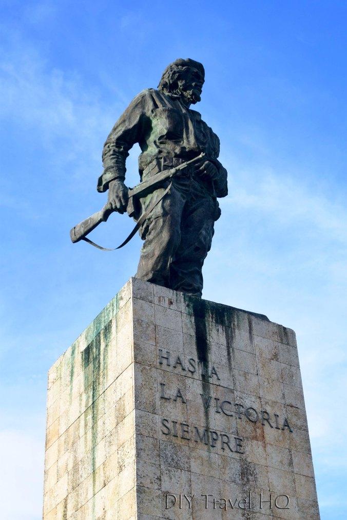 """Che Guevara: """"Always towards Victoria"""""""