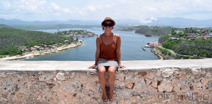 Cayo Granma view from El Morro