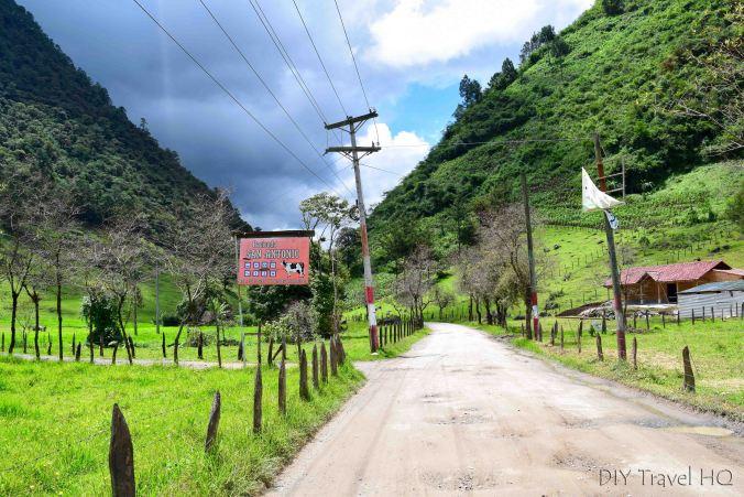 Catch a microbus to Nebaj across from Hacienda San Antonio