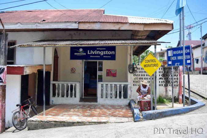 Livingston Immigration Office