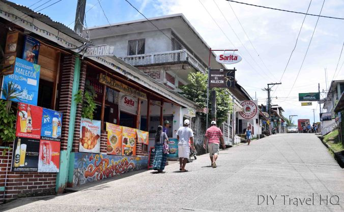 Livingston Restaurants on Calle Principal