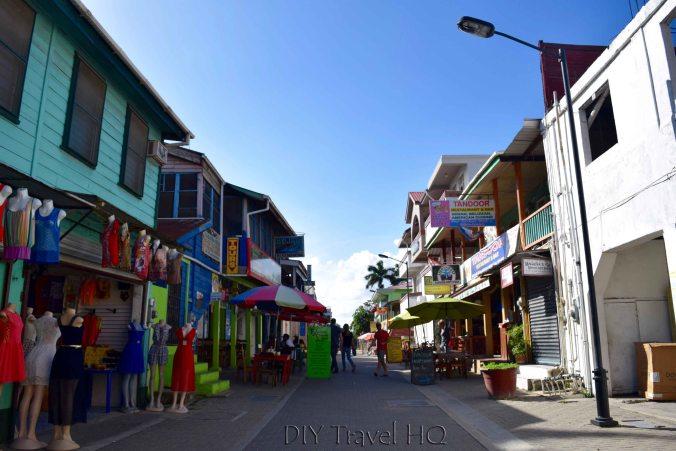 San Ignacio main street