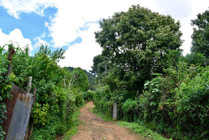 Nebaj to Acul hiking trail