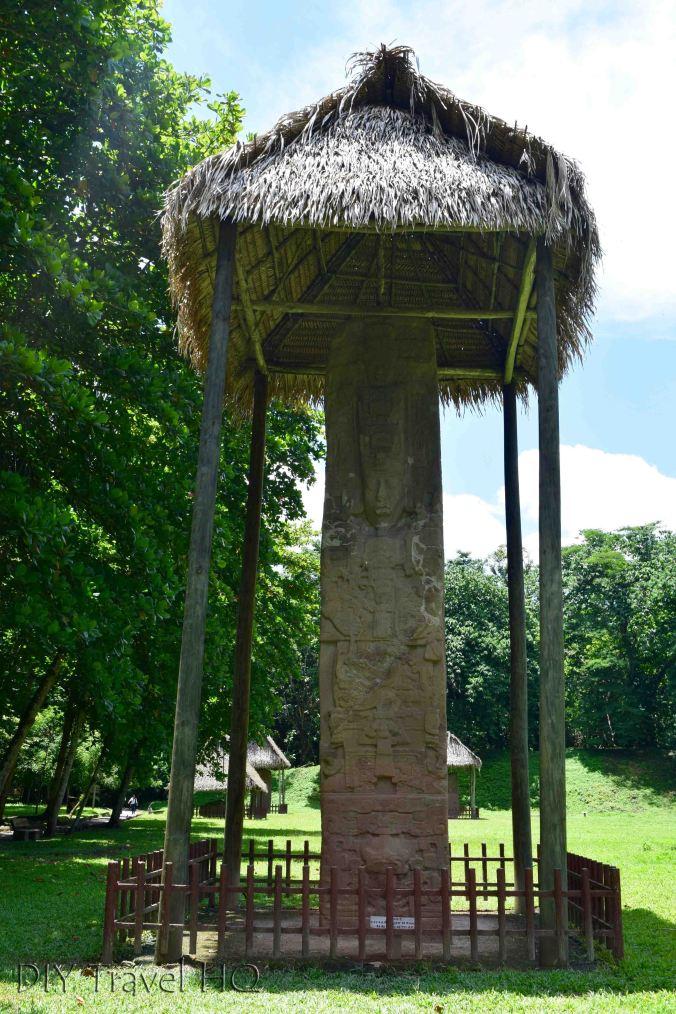 Quirigua Stela E