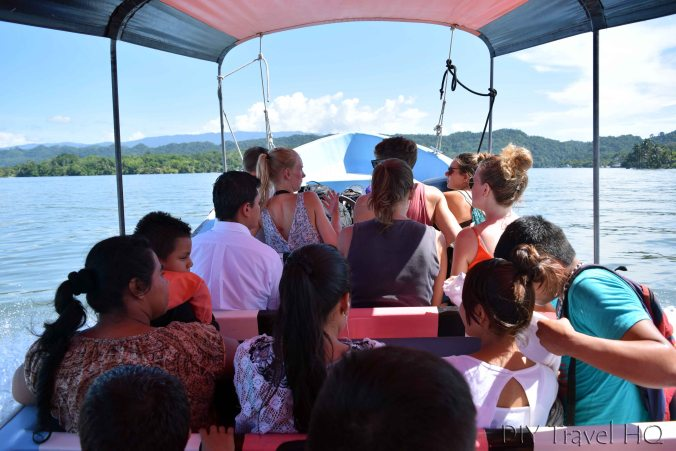 Rio Dulce Town Boat Tours to Livingston