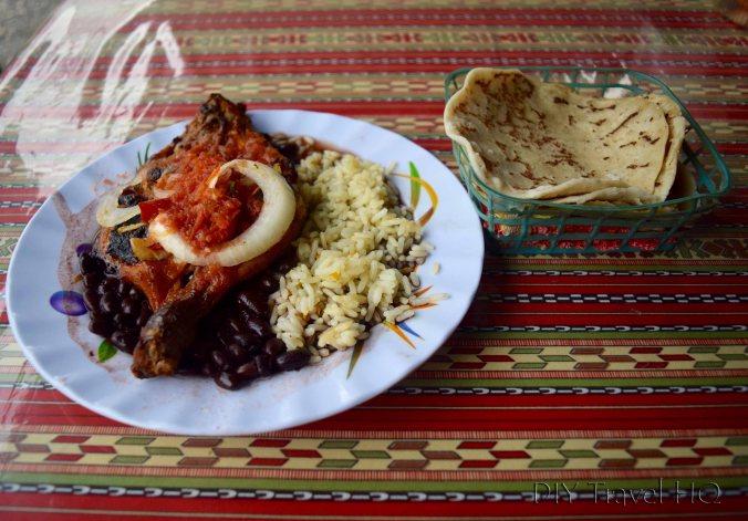 Santa Elena Market Set Meal