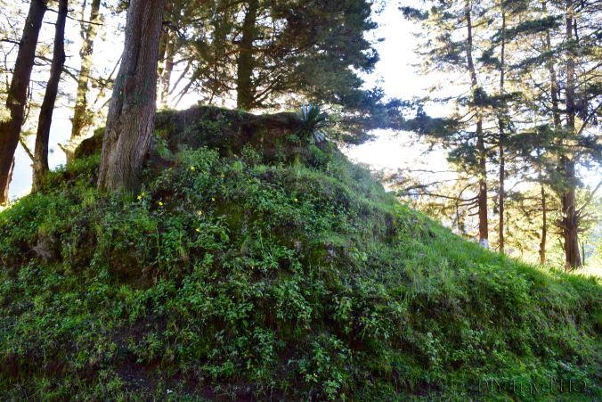Tucumanchum Mound in Todos Santos Cuchumatan
