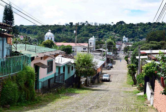 Ataco View of Village