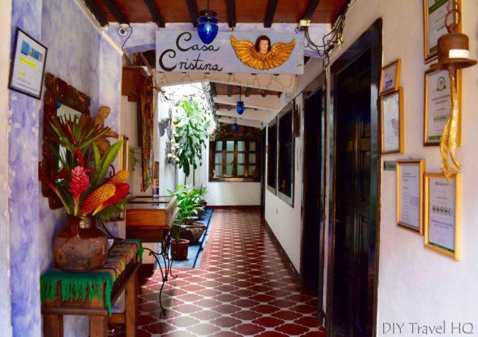 Casa Cristin Antigua Hotel