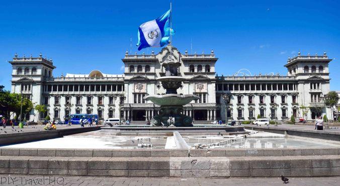 Guatemala City National Palace