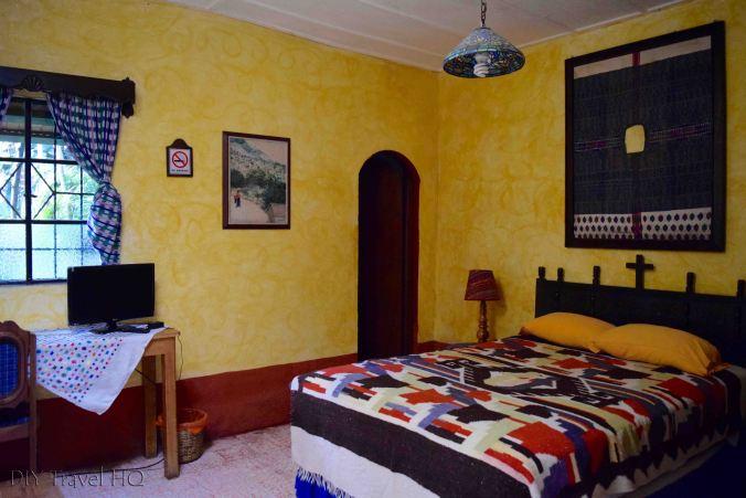 Posada Belen Museo Inn Double Bedroom