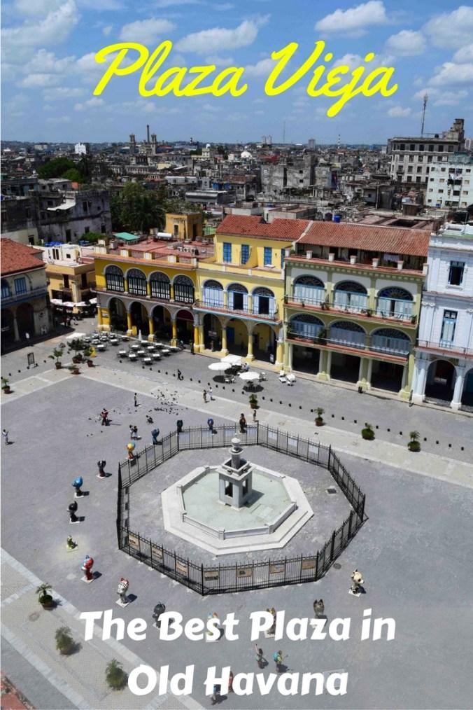 Plaza Vieja is the one plaza you must visit in Old Havana. Find out what makes it feel so alive. Sights include La Casona Centro de Arte, Museo de Naipes, Palacio Cueto, Camara Oscura, Centro Cultural Pablo de la Torriente Brau, & La Factoria Plaza Vieja for a beer.