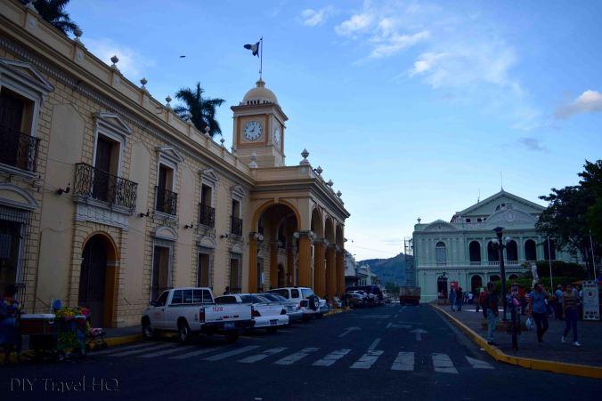 Santa Ana City Hall Teatro de Santa Ana