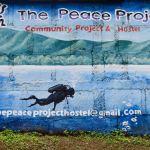 The Peace Project Hostel on Laguna de Apoyo
