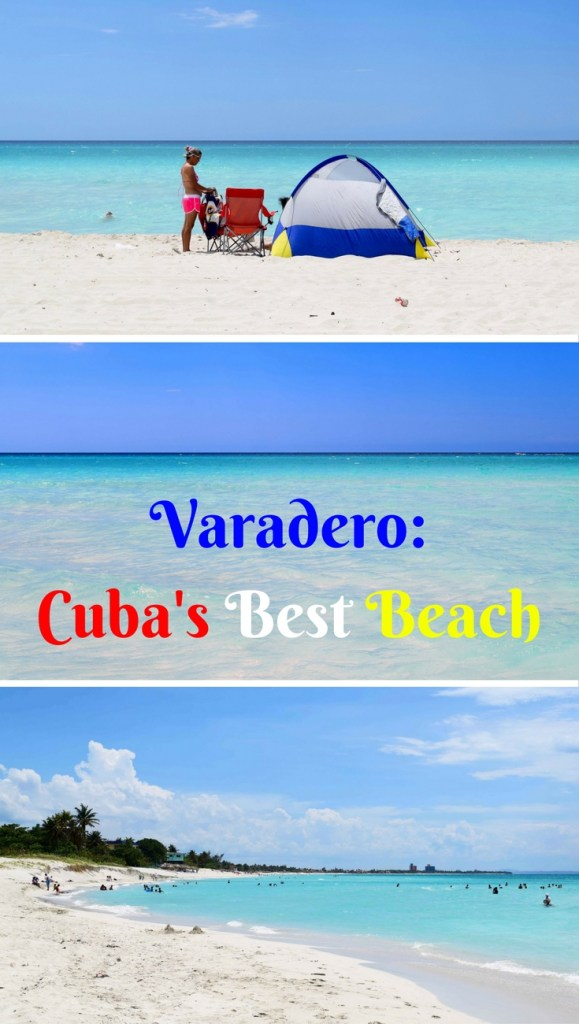 Varadero is undoubtedly Cuba's biggest resort area but is it the best beach in the Caribbean? Check out our review & photos to judge for yourself! Regardless, Varadero is a must do in Cuba & easy to reach from Havana.