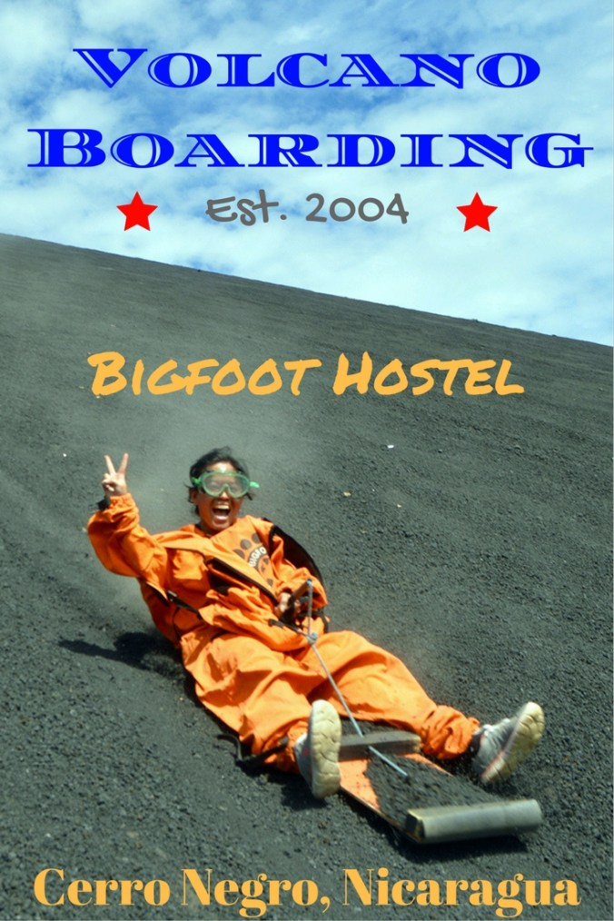 Volcano boarding on Cerro Negro is not only a must do in Nicaragua, but in all of Central America. Bigfoot Hostel invented the sport in 2004, and has put Leon on the map for backpackers across the world! See if you can beat the 95 km/hr record measured by the speed gun.