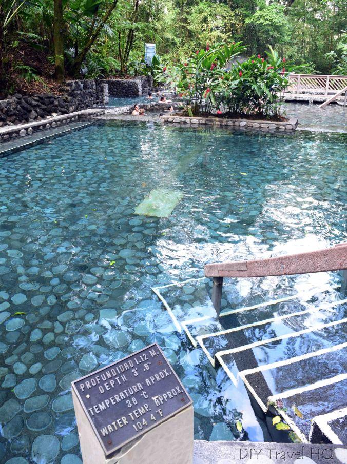 EcoTermales Hot Spring Pools