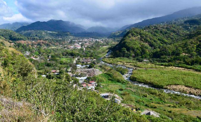Boquete valley