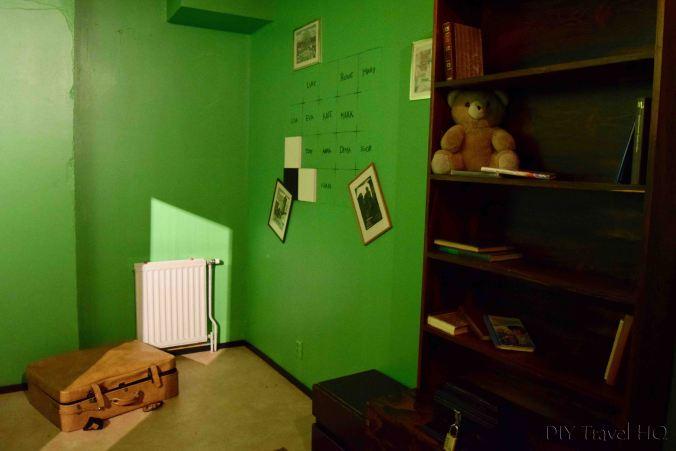 The Internship escape room