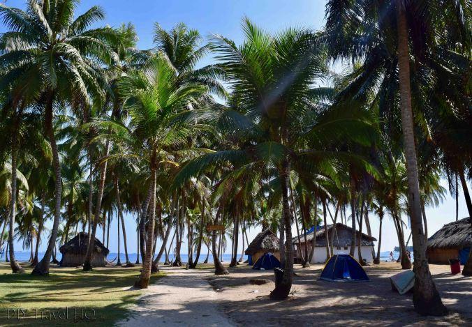 Icodub Accomodation Huts & Tents