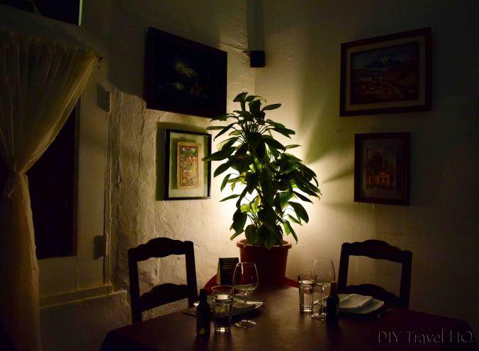 Rene Cafe Romantic Restaurant Casco Viejo Panama City