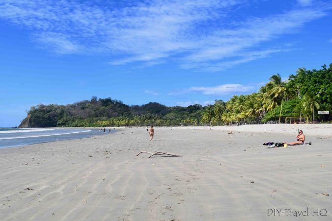 Playa Samara beach