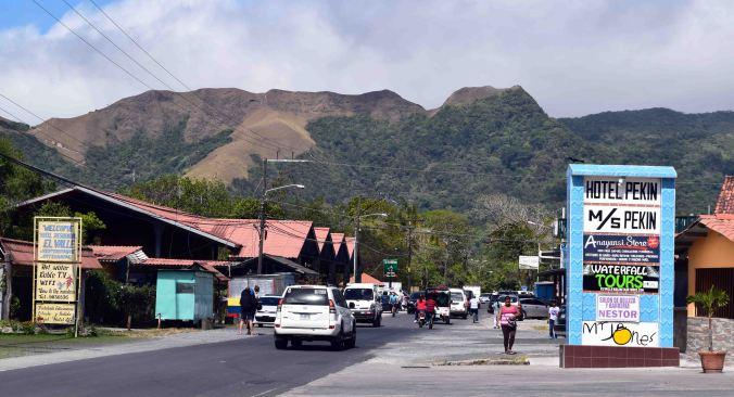 Downtown El Valle de Anton Panama