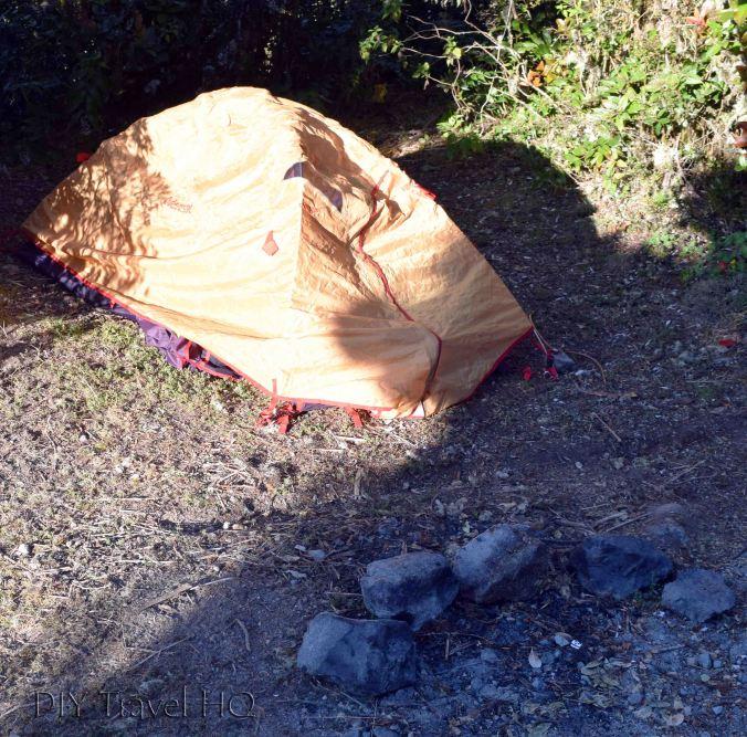 Volcan Baru Camping