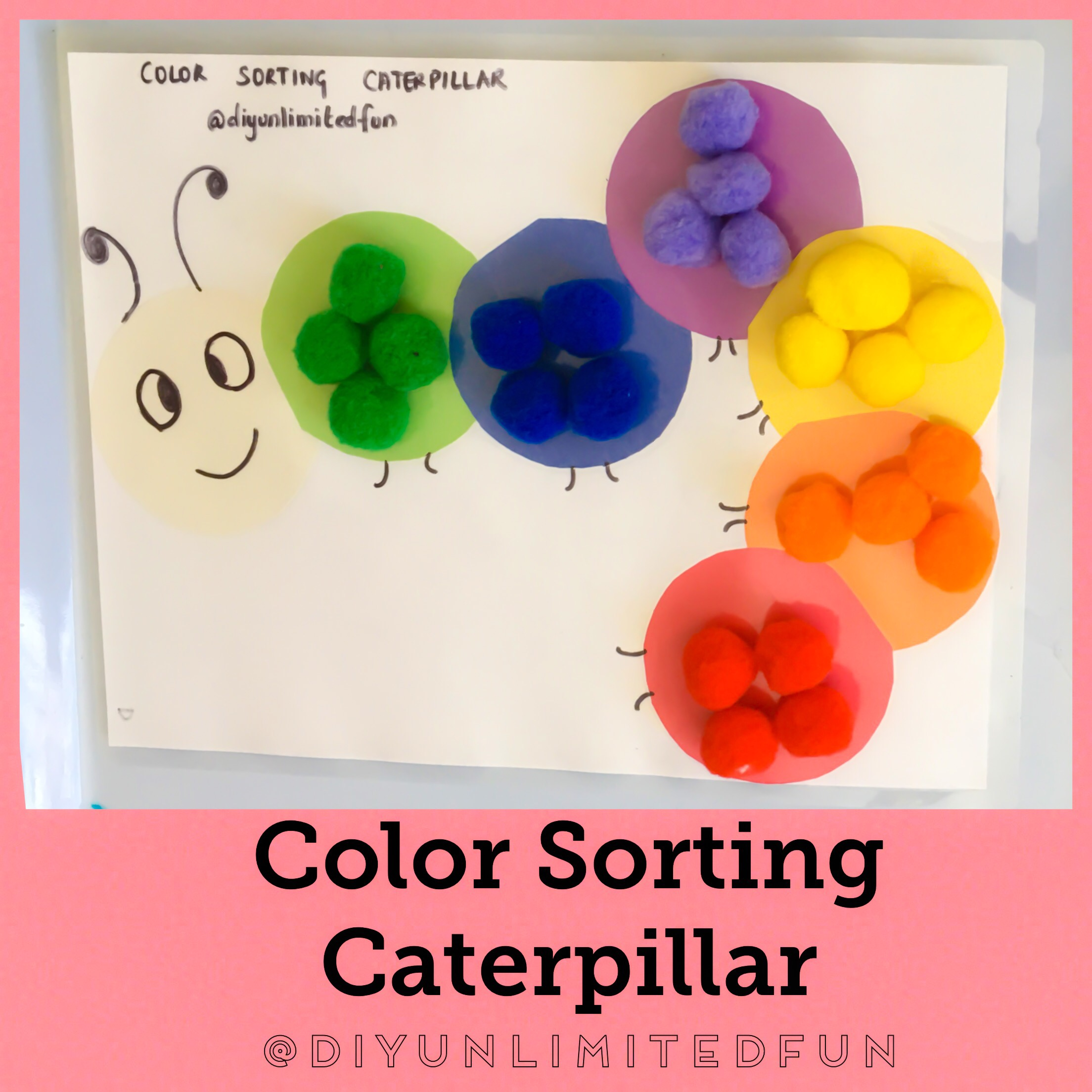 Sorting Activity Simple Diys Kids Activities