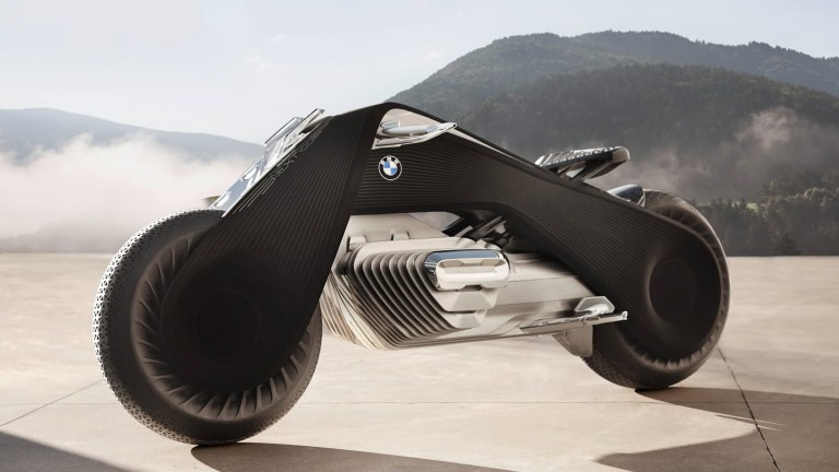 BMW's latest concept motorcycle