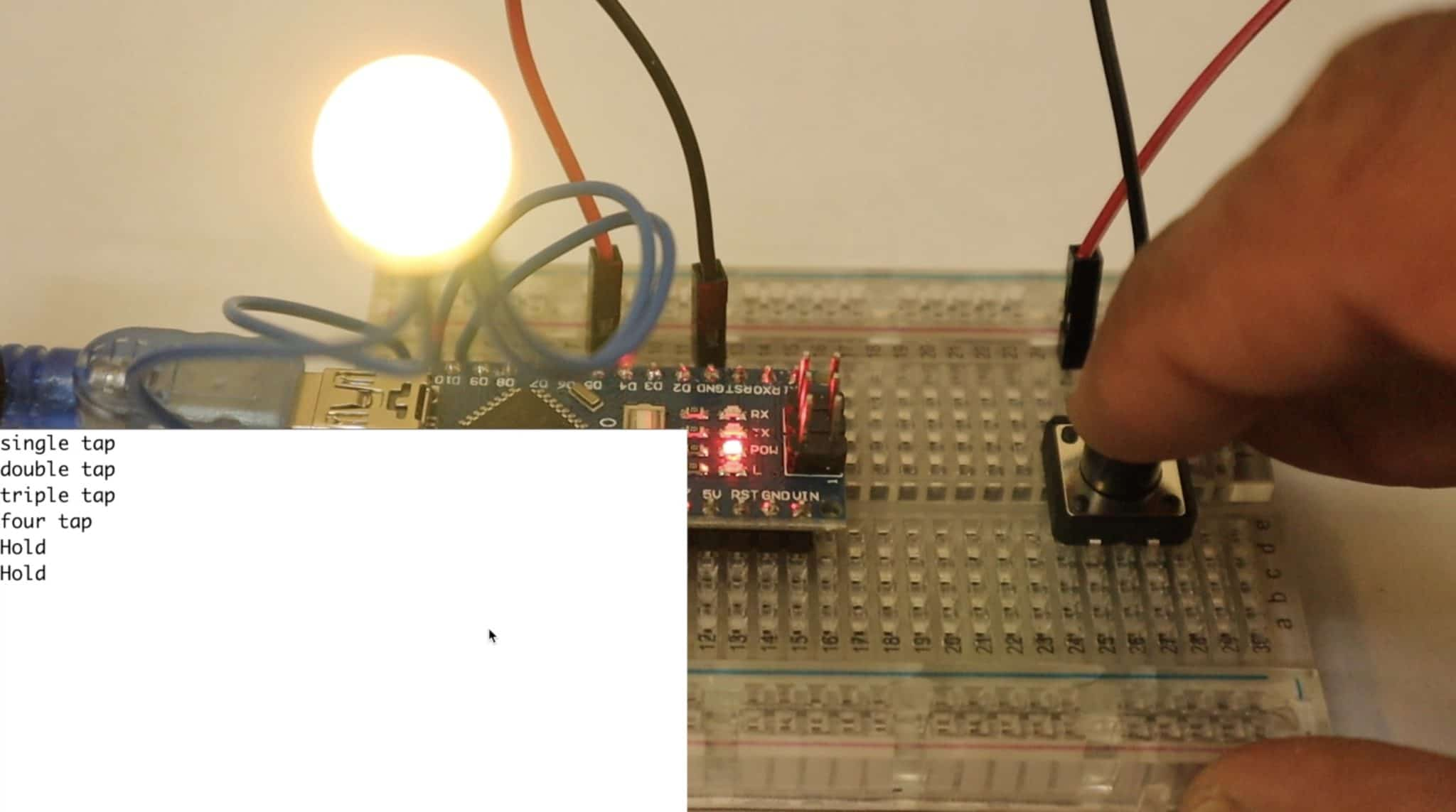 Single Switch Multiple Functions