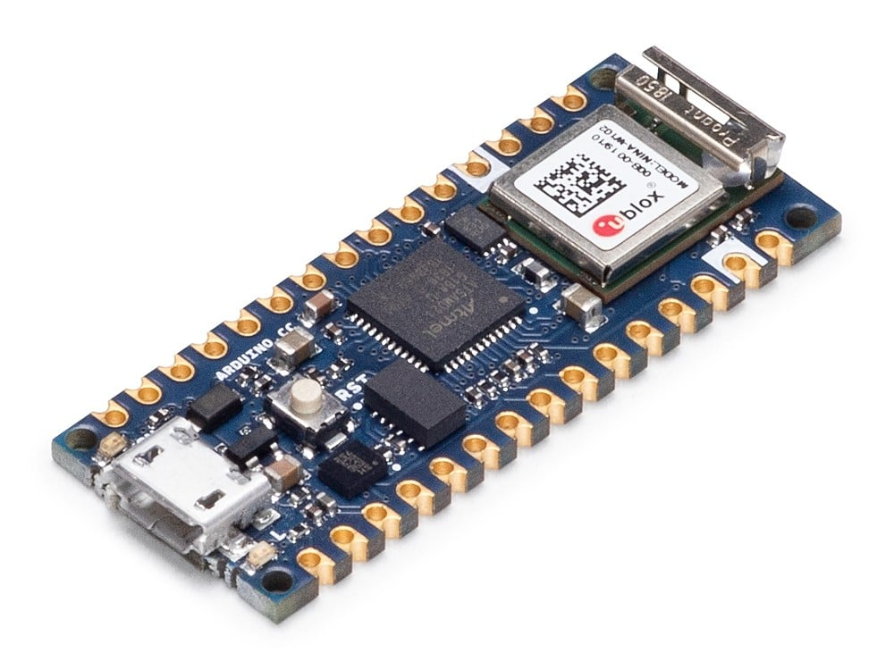Arduino Nano is back with WiFi ! – Nano 33 IoT