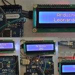 Two Ways Of Interfacing LCD Module With Arduino