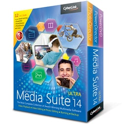 CyberLink Media Suite 14 Box Image