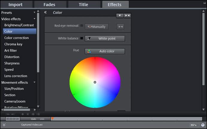 effects-window