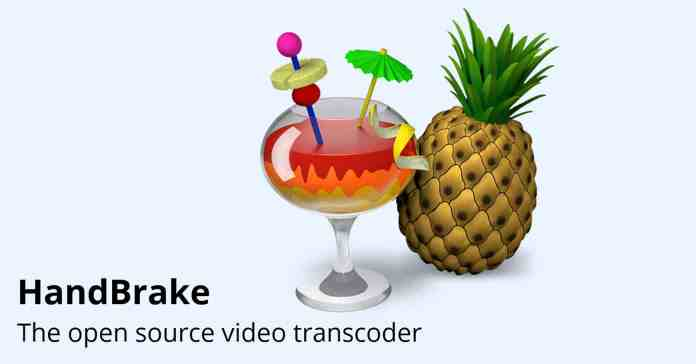 Product logo image for Handbrake video transcoder.