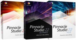 pinnacle studio 22 ultimate download gratis italiano