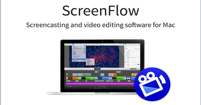 ScreenFlow review page top image showing the user interface.