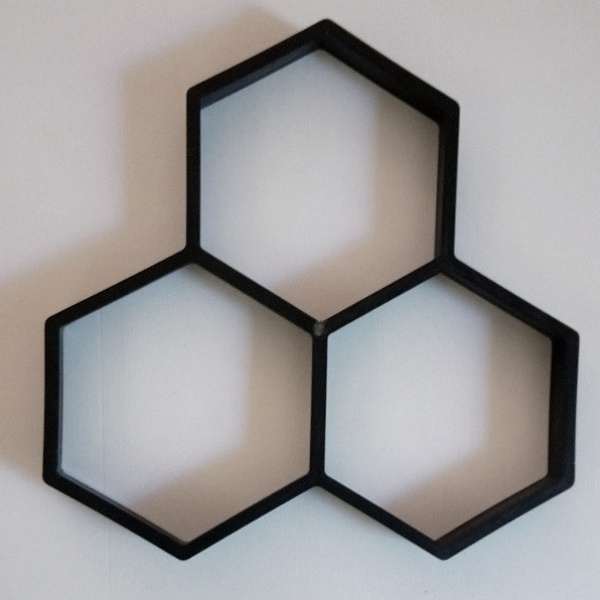 DIY Paving Mould Hexagon
