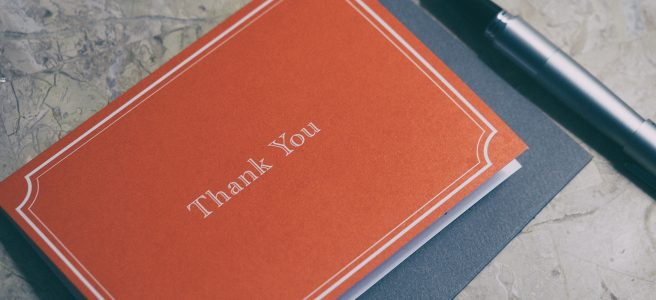 Thank you card, support | See more at diywoman.net