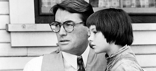 Gregory Peck as Atticus Finch, To Kill a Mockingbird, in-laws | See more at www.diywoman.net