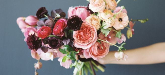 Bunch of flowers, blooms | See more at www.diywoman.net
