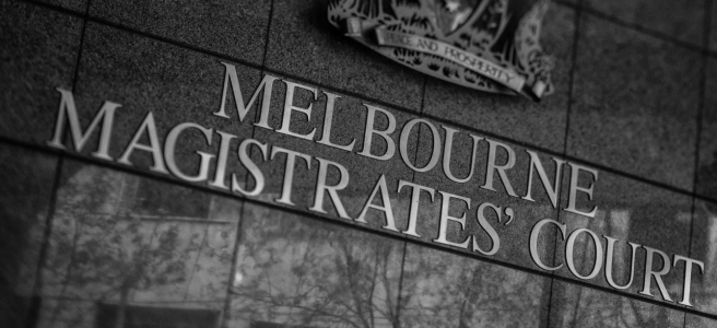 Melbourne, magistrates, court, son | See more at www.diywoman.net