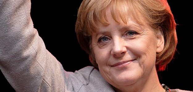 Angela Merkel, diy woman of the month, powerful | See more at www.diywoman.net