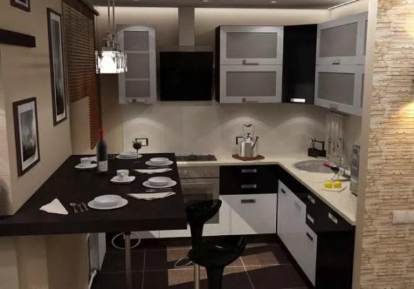 Дизайн кухни в хрущевке фото идей правила планировки