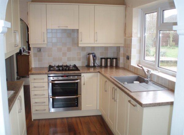 Дизайн кухни 6 кв. м (16 фото), интерьер кухни 6 кв м ...